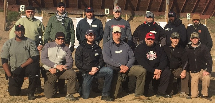 2-day Advanced Tactical Handgun Certification Course at the McMiller Sports Range Facility in Eagle, Wisconsin