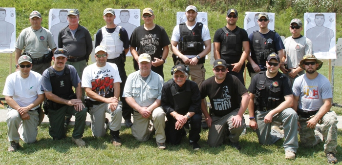 2-day Advanced Tactical Pistol Course - WCSO Range - Elkhorn, Wisconsin