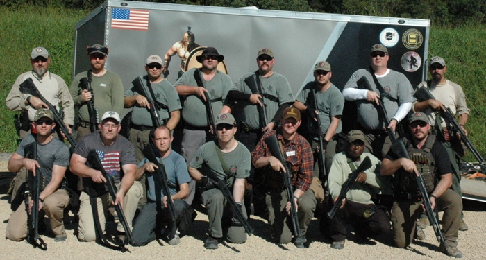 2-day Advanced Tactical Shotgun Certification Course at The Site Training Facility in Mount Carroll, Illinois