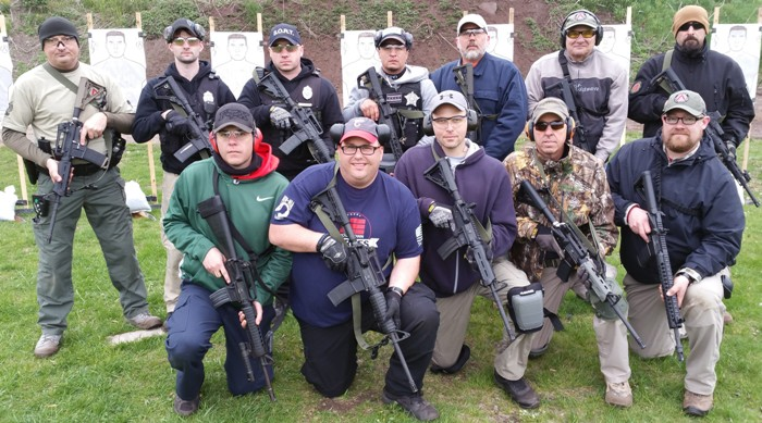 2-day Basic Patrol Rifle Certification Course - Hammond, Indiana