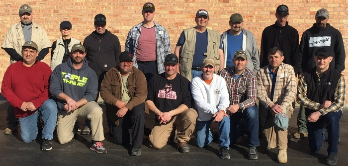 2-day Concealed Carry Strategies & Tactics Certification Course at the Alpha Range in McHenry, Illinois