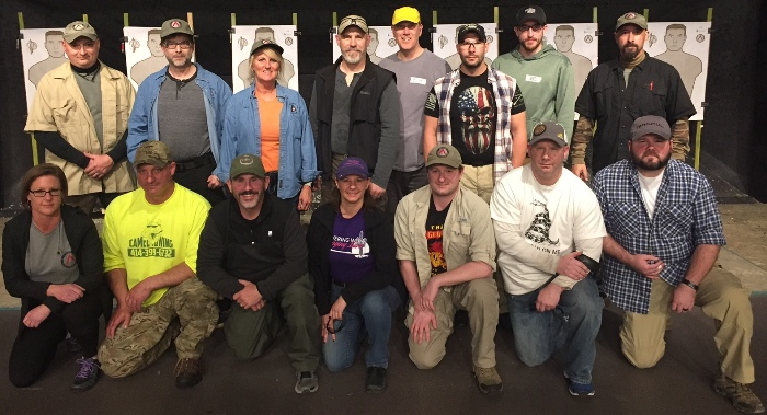 2-day Concealed Carry Strategies & Tactics Course - McHenry, Illinois