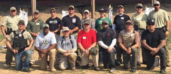 2-day Dynamic Handgun Combatives Course - Elkhorn, Wisconsin