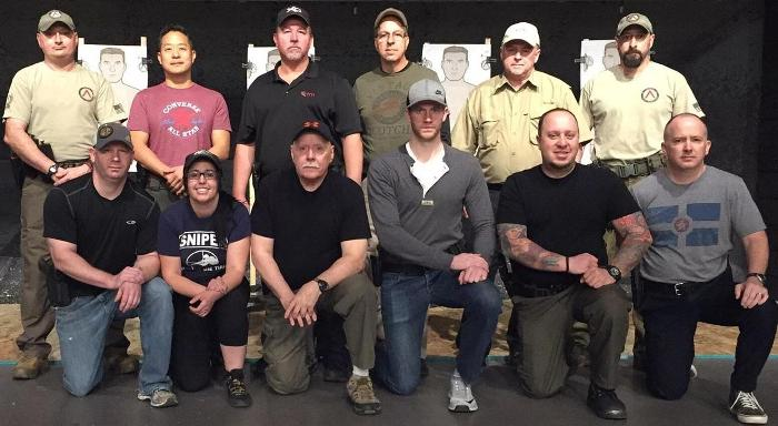 2-day Dynamic Room Entry Handgun Course - Alpha Range / McHenry, Illinois