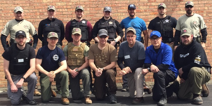 2-day Dynamic Room Entry Handgun Course - McHenry, Illinois