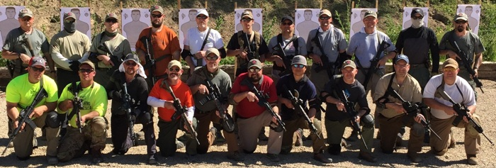 2-day Introduction to the AR-15 / M-4 Rifle Course - Mt. Carroll, Illinois
