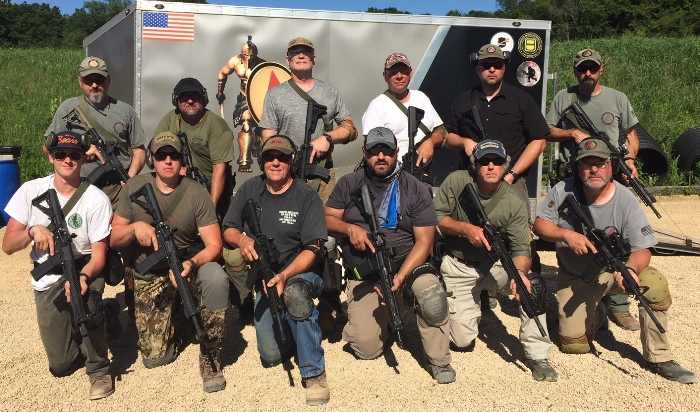 2-day Introduction to the AR-15 / M-4 Rifle Certification Course - Mount Carroll, Illinois