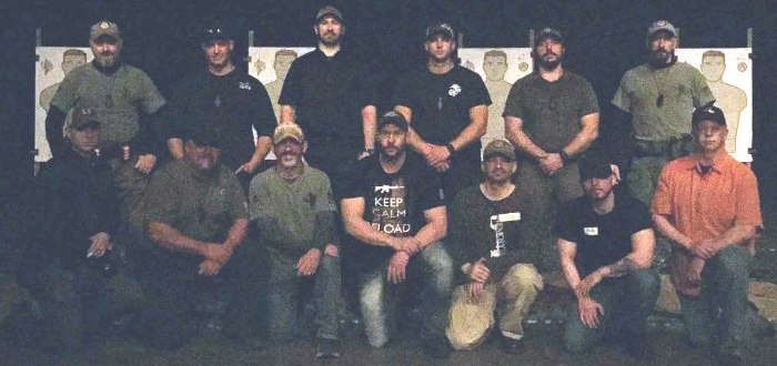 2-day Low-Light Handgun Strategies & Tactics Certification Course at the Alpha Range in McHenry, Illinois