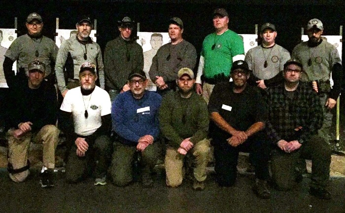 2-day Low-Light Handgun Strategies & Tactics Certification Course - McHenry, Illinois