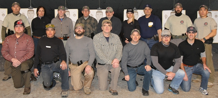 3-day Basic Defensive Pistol Course - Alpha Range - McHenry, Illinois