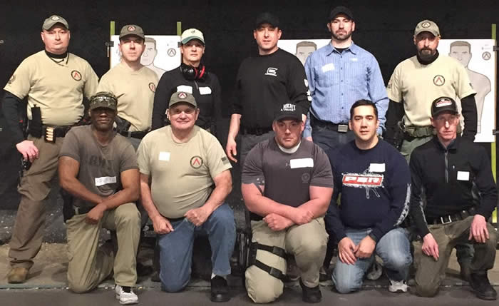 3-day Basic Defensive Pistol Course - McHenry, Illinois