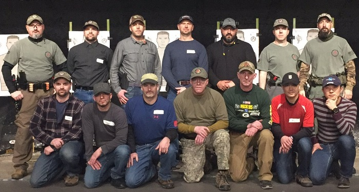 3-day Defensive Handgun Certificaiton Course at the Alpha Range in McHenry, Illinois