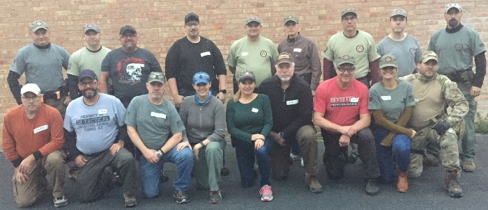 3-day Defensive Handgun Certification Course - McHenry, Illinois