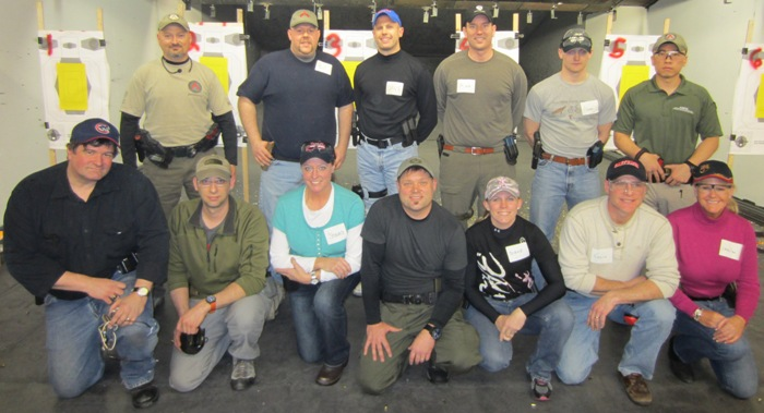 3-day Basic Defensive Handgun Course - Lombard, Illinois