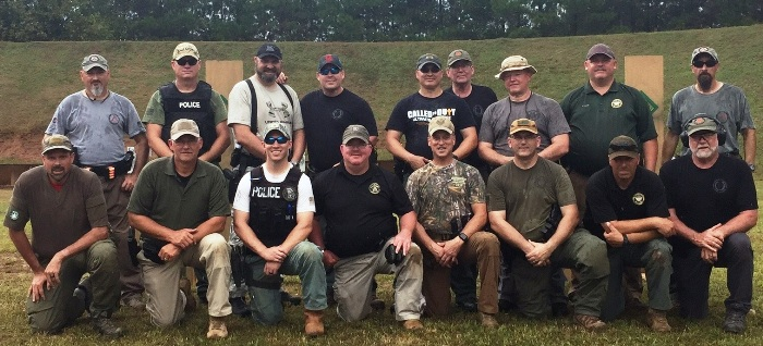 2-day Dynamic Handgun Combatives Certification Course in Carrollton, Georgia