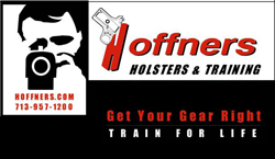 Hoffners Holsters and Firearms Training Courses