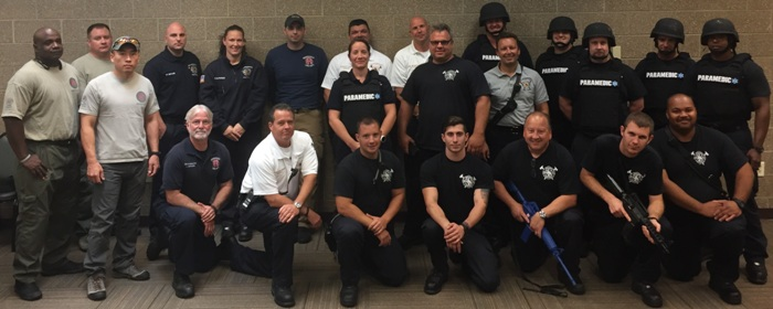 Rescue Task Force Response to Active Shooter Incidents Course - Bolingbrook, Illinois
