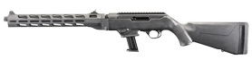 Ruger PC Carbine 9mm semi-automatic rifle