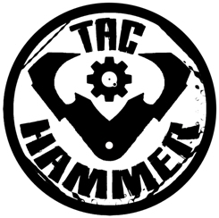 TAC-HAMMER - Professional grip and frame texturing services.