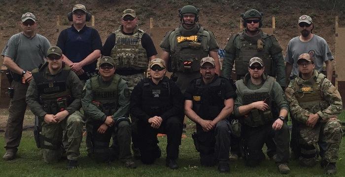 Team Tactics Pistol Operator Course - MidTOA SWAT Conference - Mosinee, Wisconsin