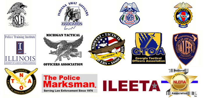 Spartan Tactical Training Group, LLC Proud member of the following associations